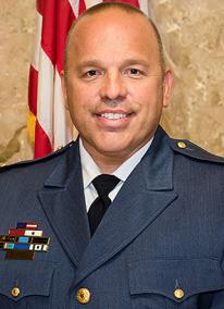 Saint Paul Police Chief Todd Axtell