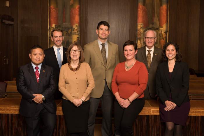 2016 City of Saint Paul City Council members