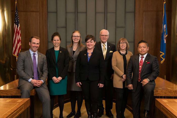 2018 City of Saint Paul City Council members