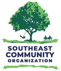 Southeast Community Organization logo