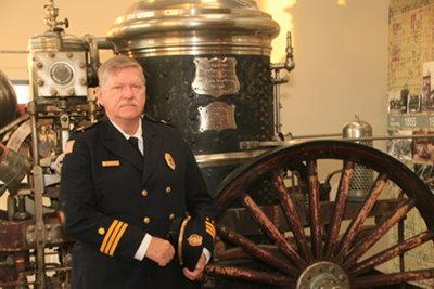Fire Marshal Steve Zaccard