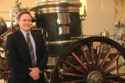 John Swanson. Executive Services Director