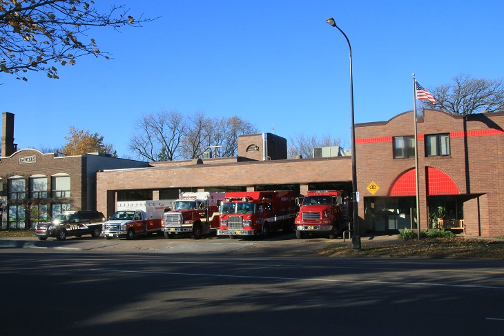 Fire Station 14