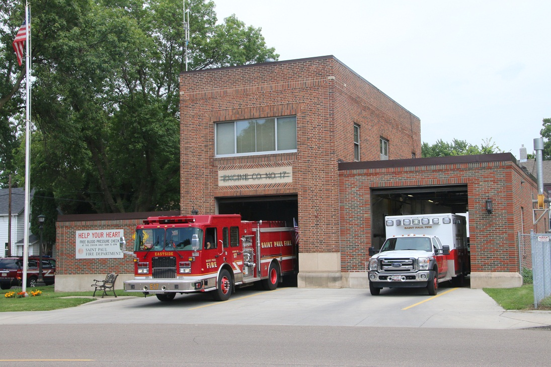 Saint Paul Fire Station 17