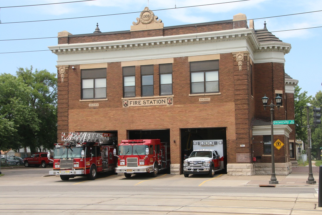 Fire Station 18