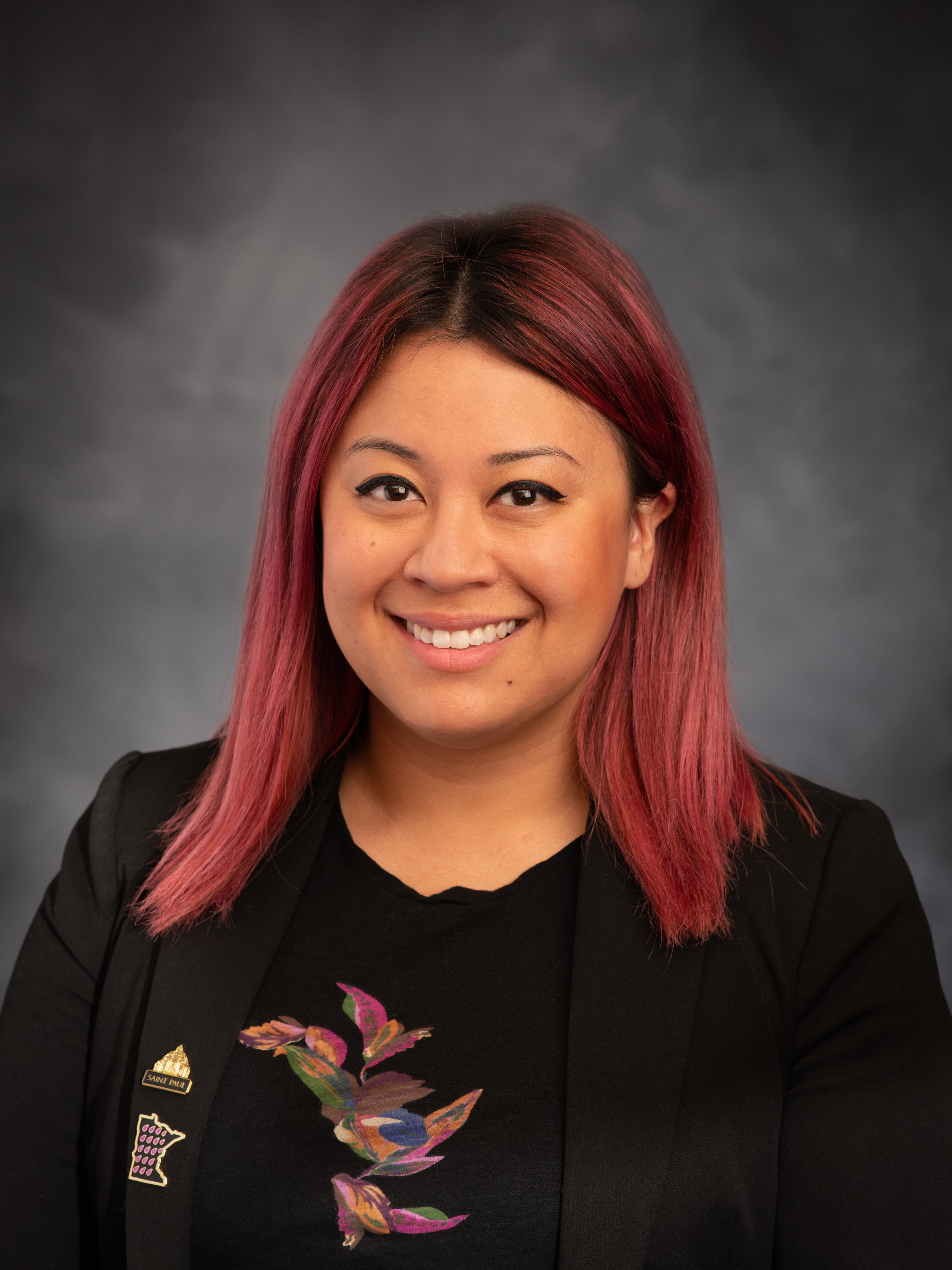 photo of councilmember Mitra Jalali Nelson