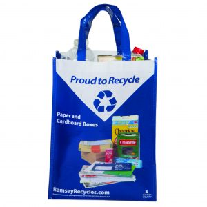 Ramsey MUD Reusable Recycling Bag