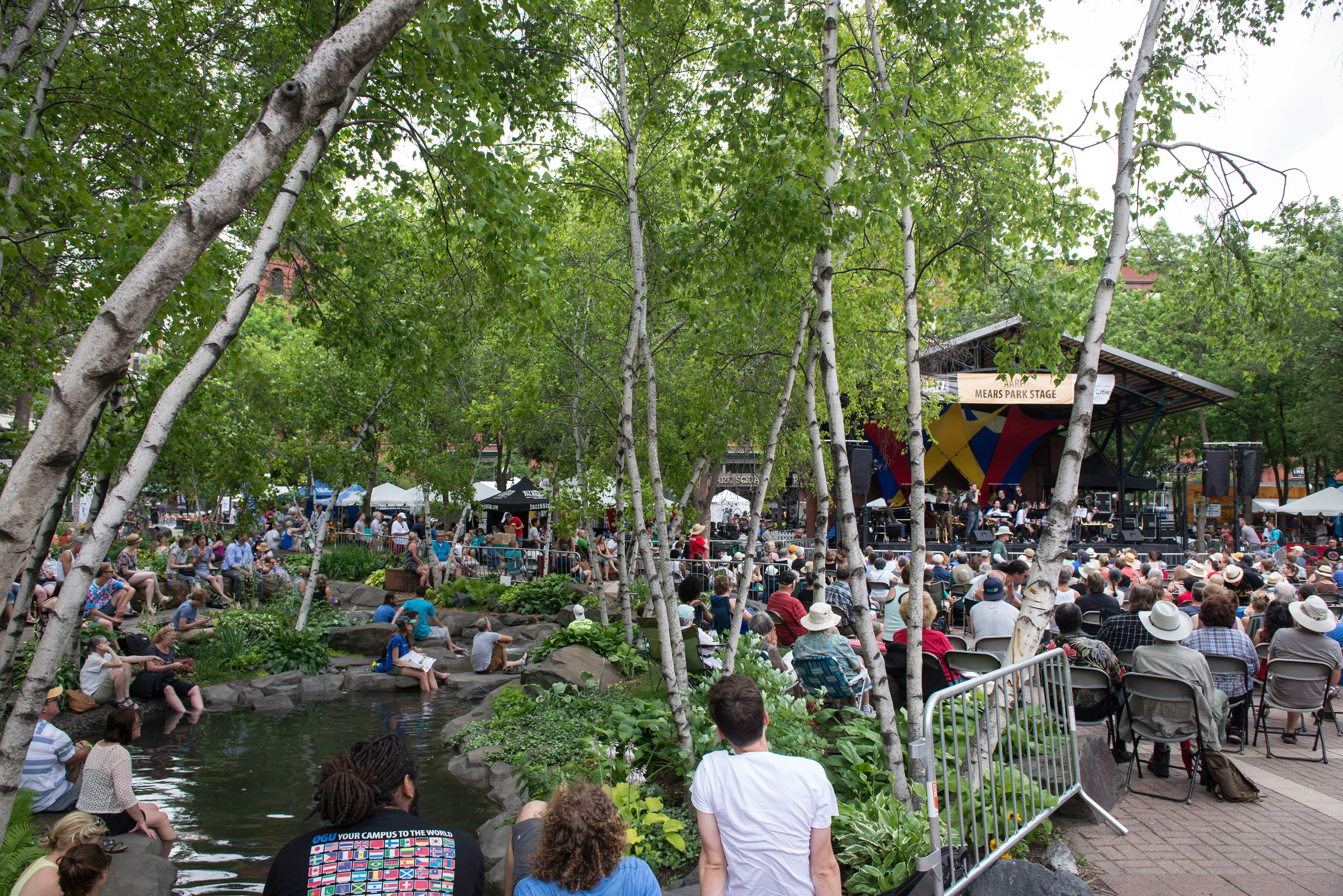 Music in the Parks -  Jazz Fest