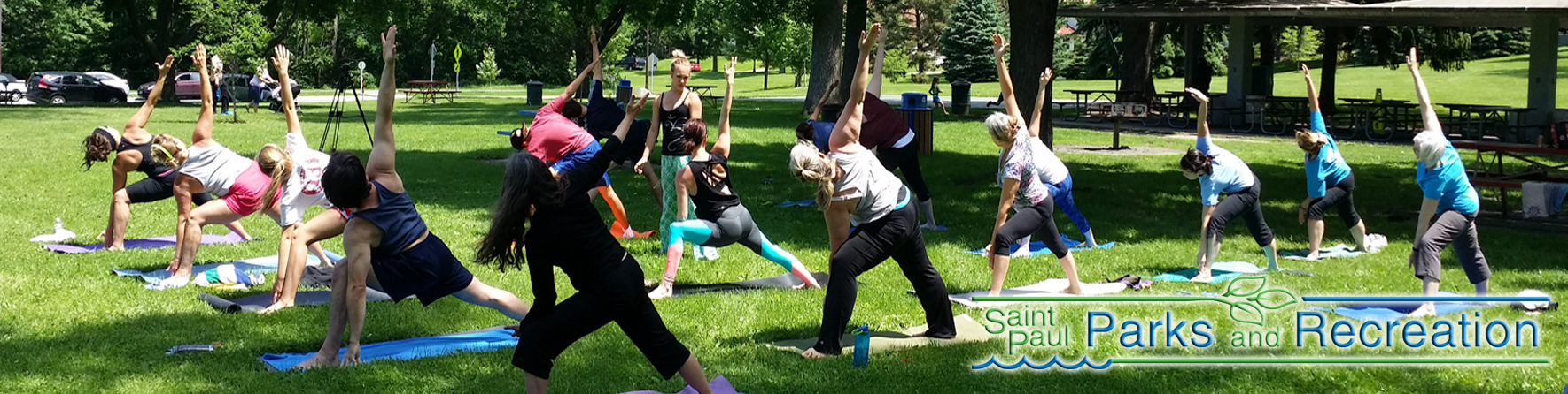 Fitness in the Parks - Free outdoor fitness classes