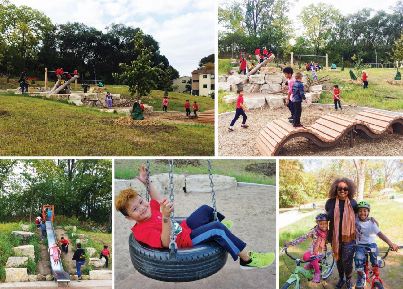 Frogtown Park and Farm Play Area