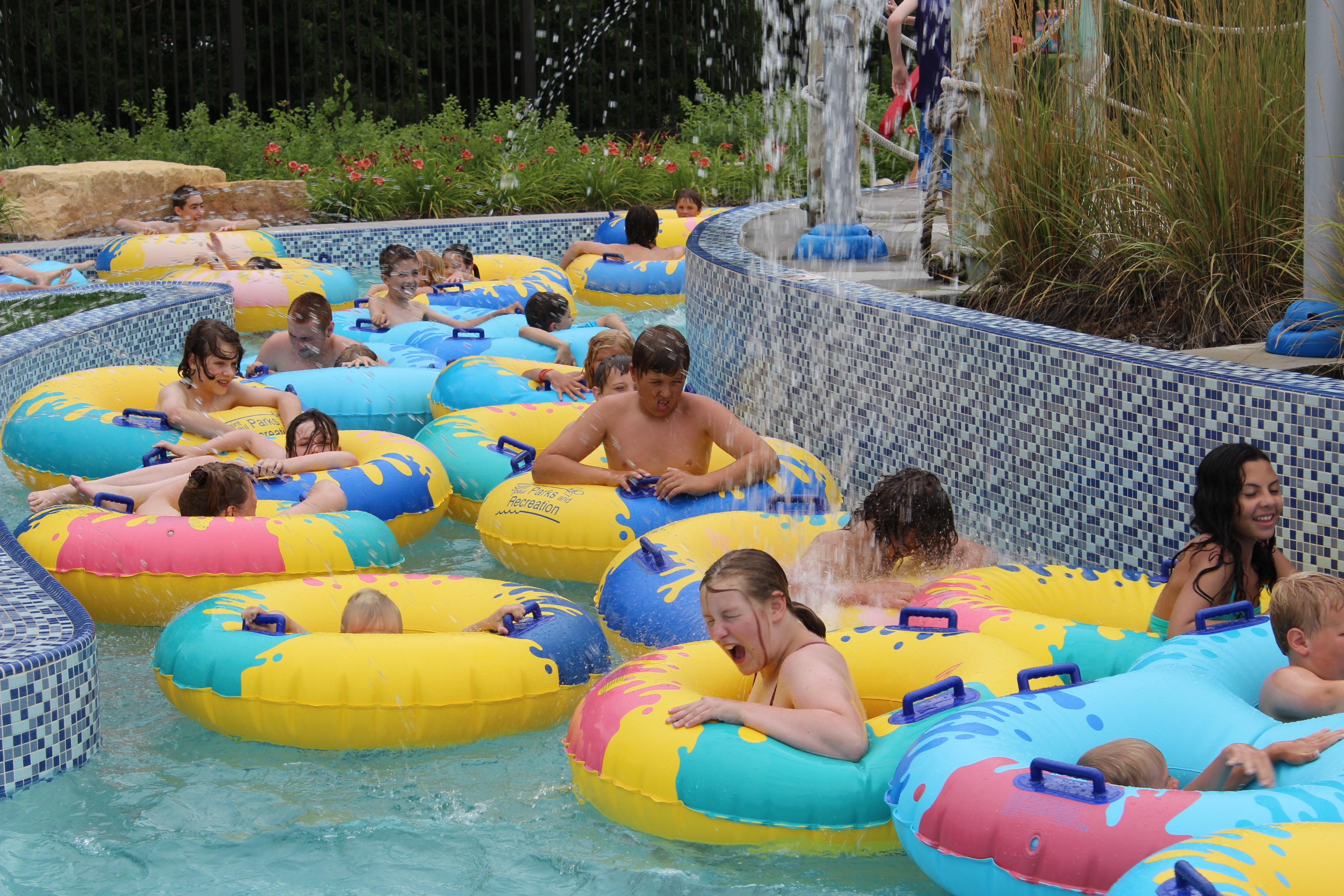 o Regional Park Pool