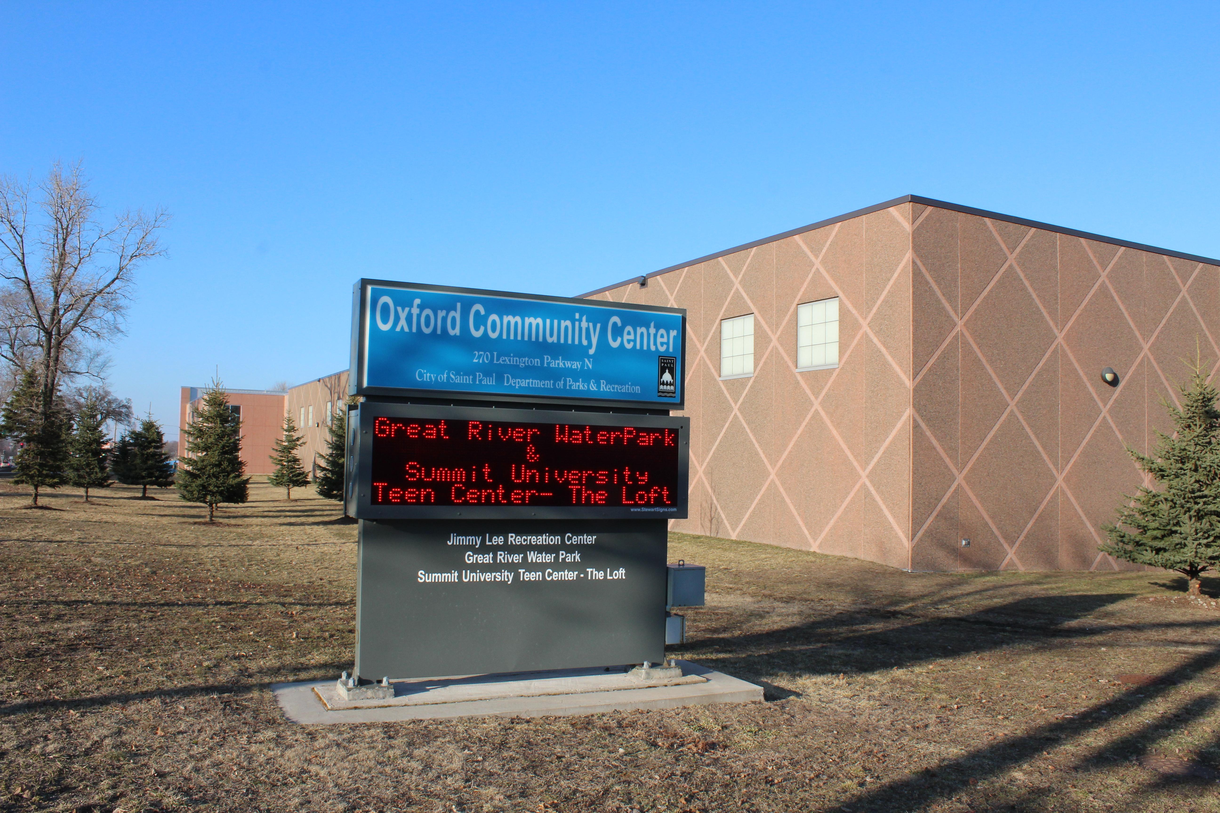 Oxford Community Center