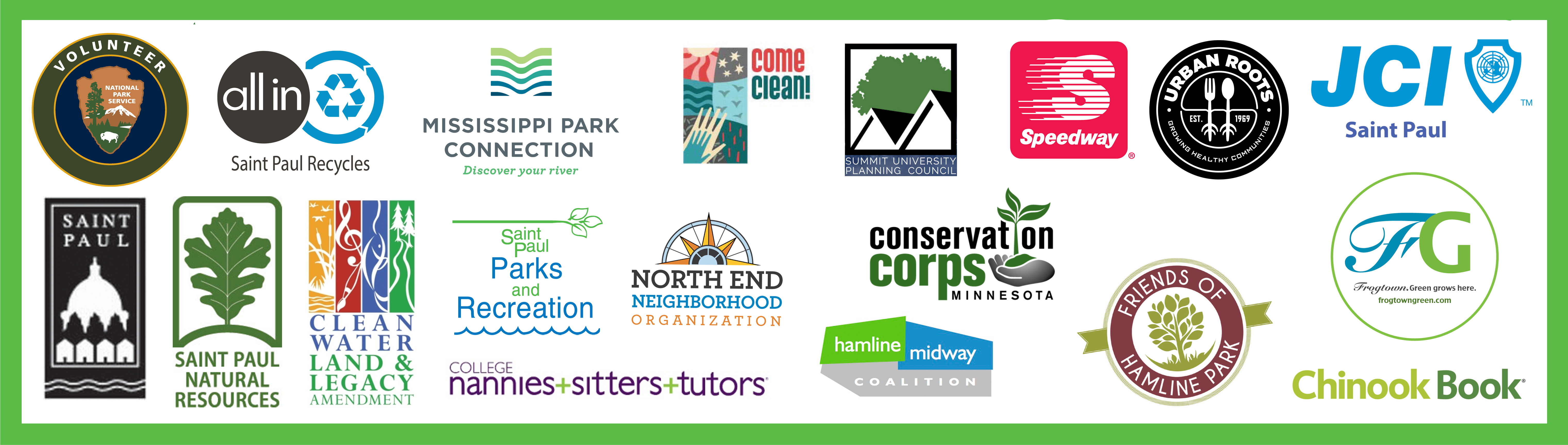 2019 Citywide Spring Cleanup Sponsors