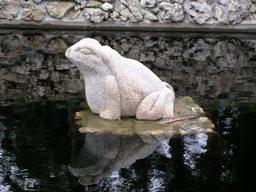 granite frog
