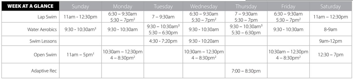 great river water park fall hours