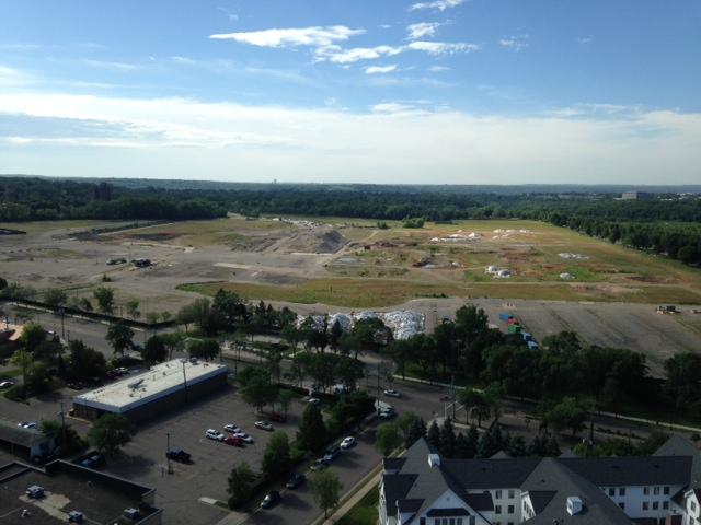 Ford Plant aerial