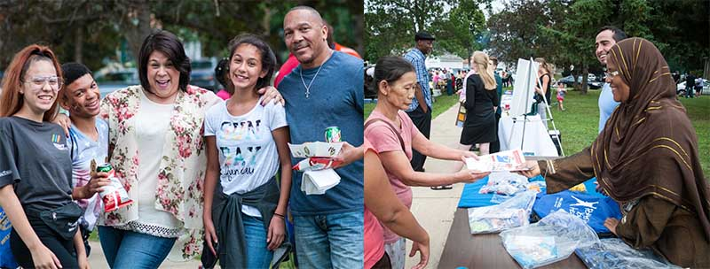 Photos at Safe Summer Nights in North End 2016
