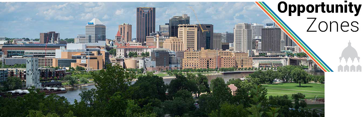 City Center Riverfront View