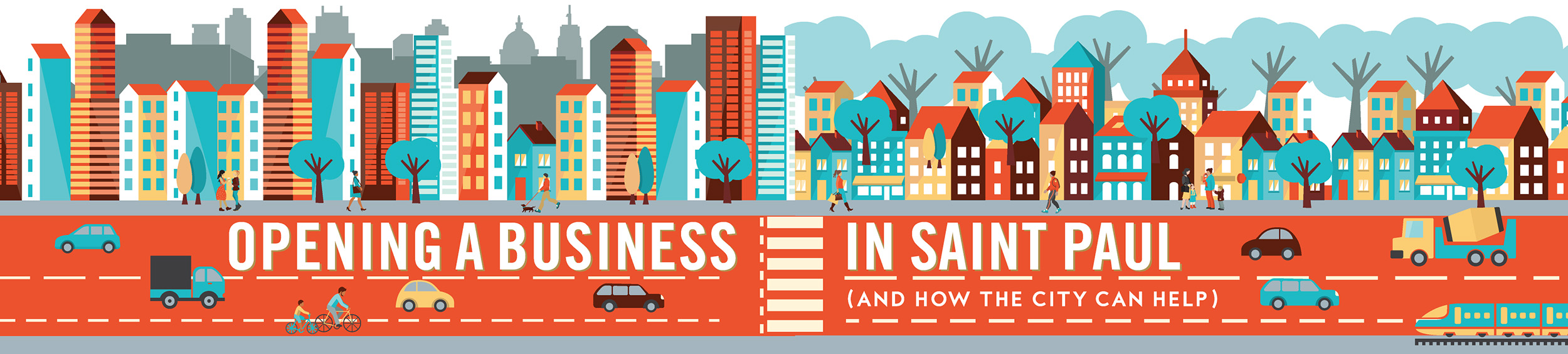Opening a business in Saint Paul and how the city can help