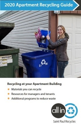 Image of Recycling Guide for Apartment Buildings