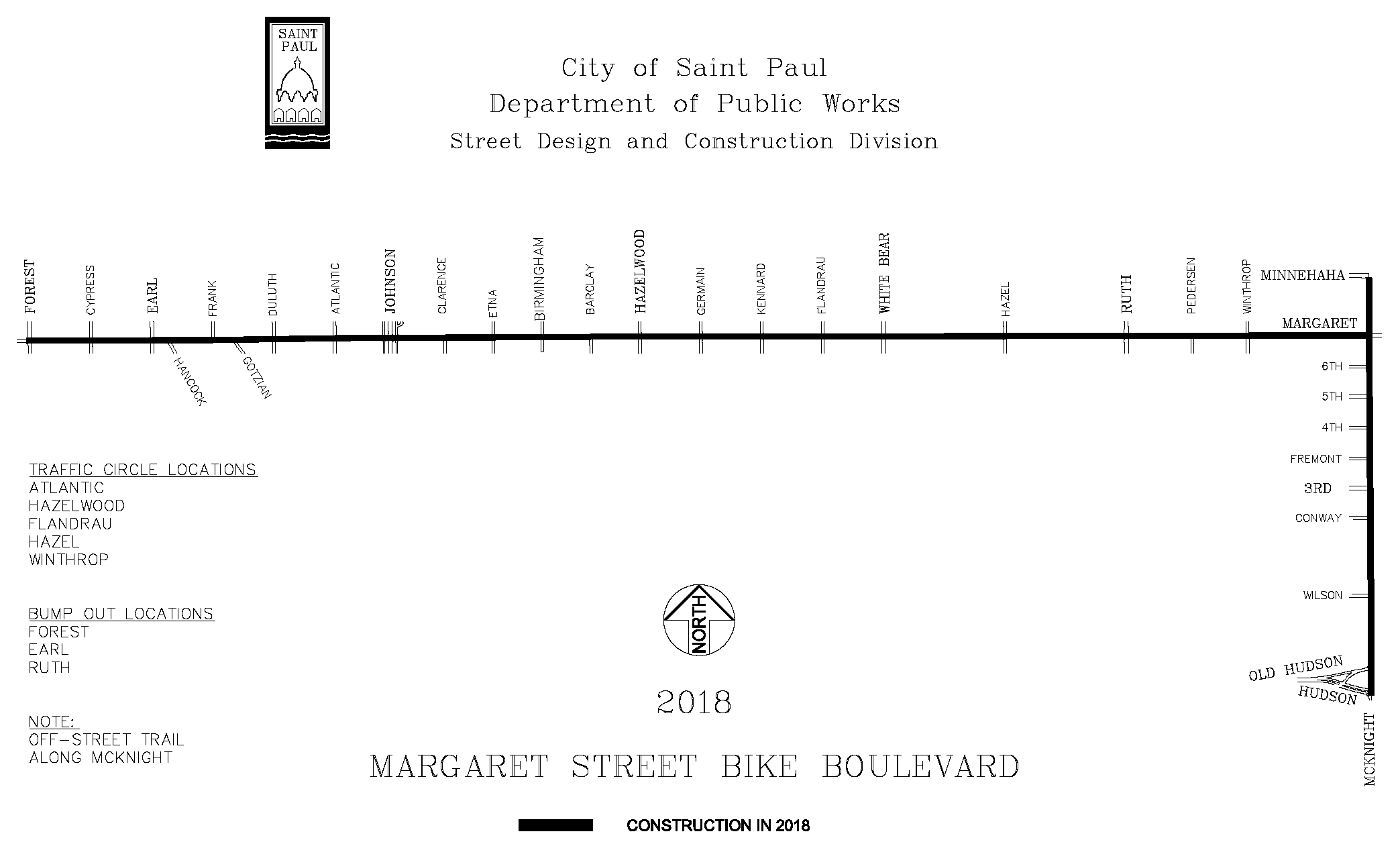 PWSDC Margaret Street 2018 Project Map.png