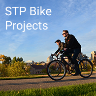 saint paul bike projects