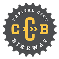 capital city bikeway logo