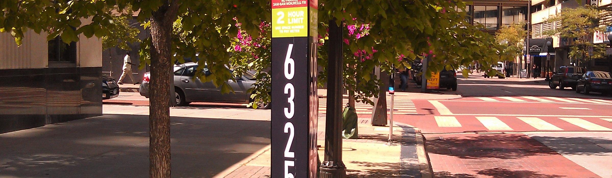 City of Saint Paul Metered Parking