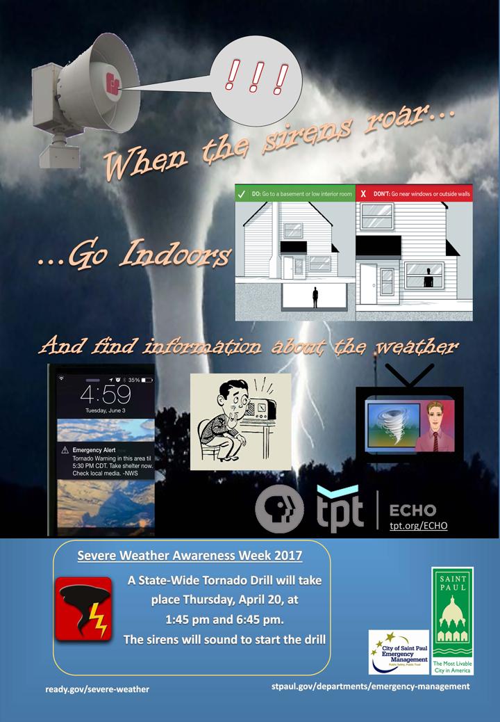 Severe Weather Awareness and Preparedness | Saint Paul