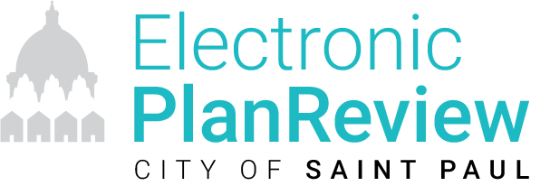 Electronic Plan Review Logo