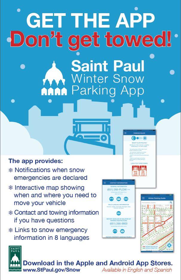 Snow App information