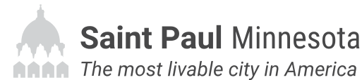 Saint Paul website logo