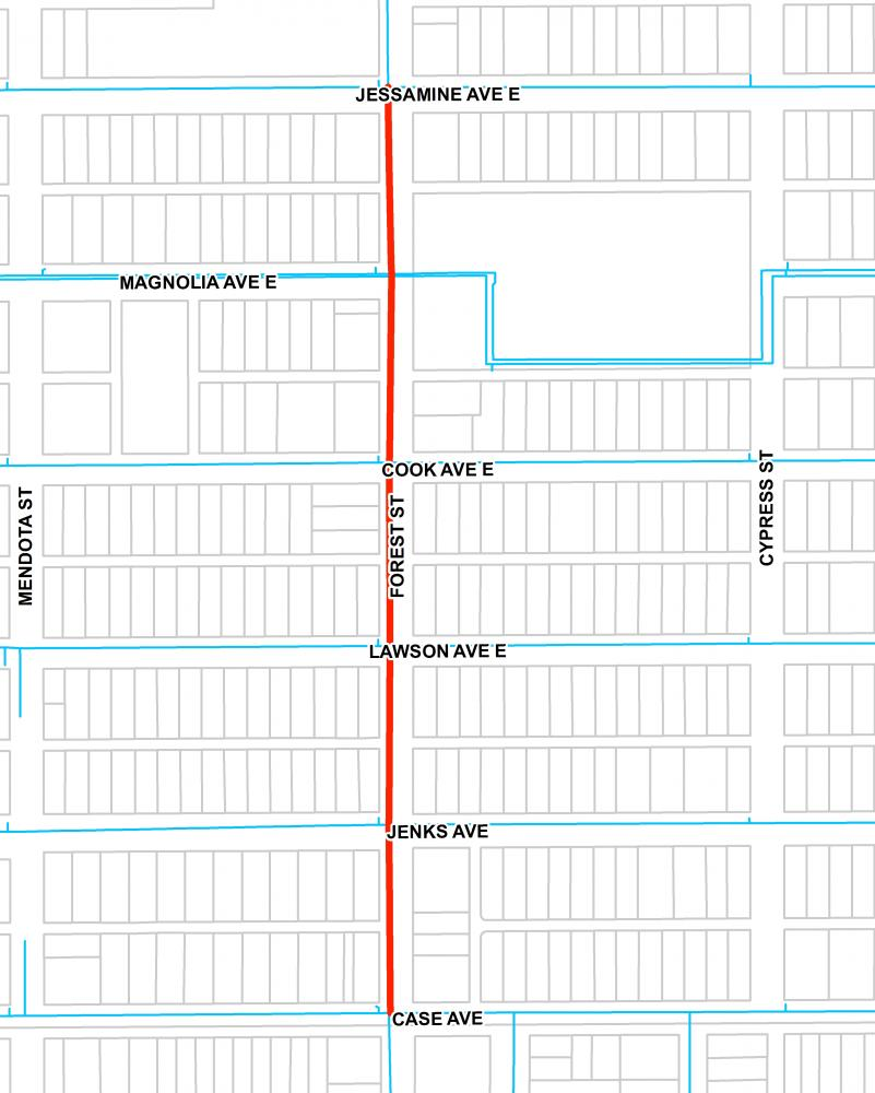 Forest St. area to be impacted by water main replacement