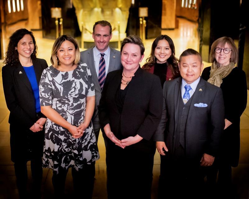 Saint Paul City Council Group Photo