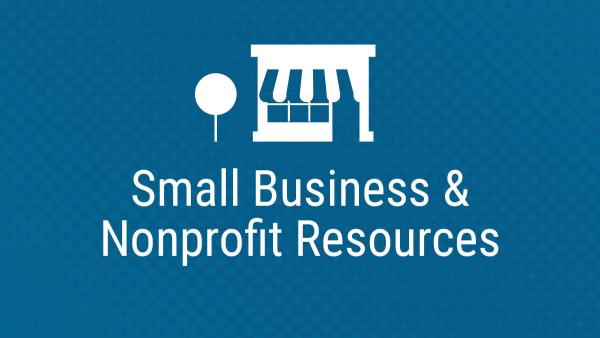 Small Business & Nonprofit Information