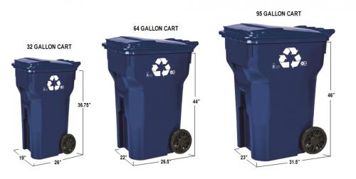 pw_recycling_cart dimensions 3 sizes