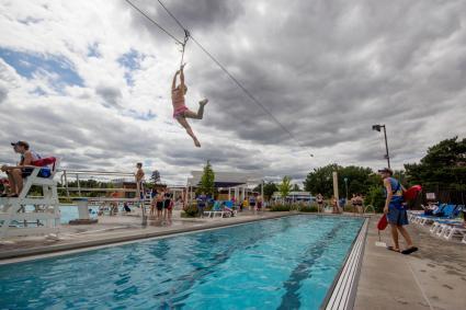 Como Regional Park Pool Saint Paul Minnesota