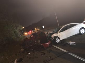 Crash on Lower Afton leaves one dead, three critically injured on Thursday, Oct. 17, 2019