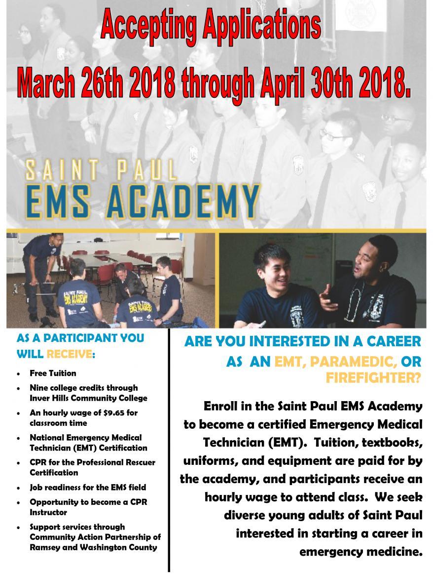 2018 EMS Academy