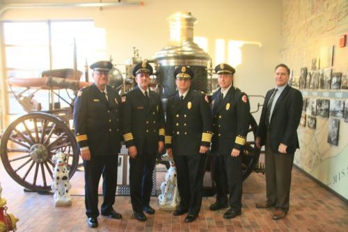 Saint Paul Fire Department Senior Leadership Team