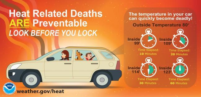 Heat Car Awareness