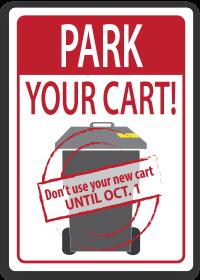 Park your Cart!