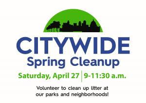 2019 Citywide Spring Cleanup picture