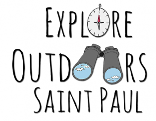 Explore Outdoors Saint Paul logo