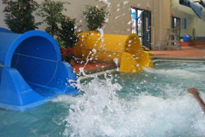 Great River Water Park Slides