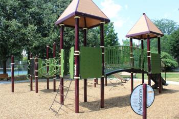 McQuillian Park Play Area