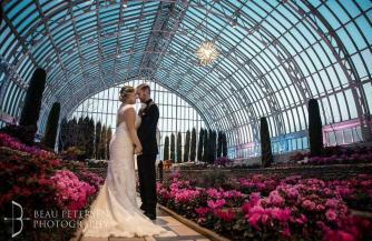 Marjorie McNeely Conservatory Como Wedding