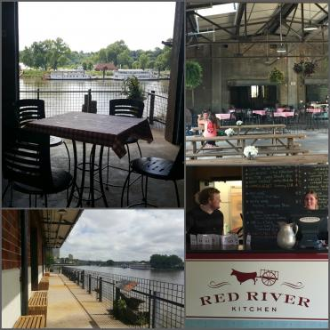 Red River Kitchen Collage