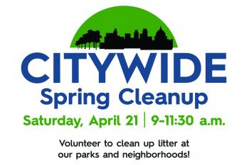 Spring Cleanup Save the Date