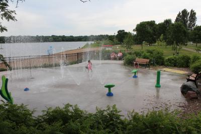 Phalen Regional Park Splash Pad